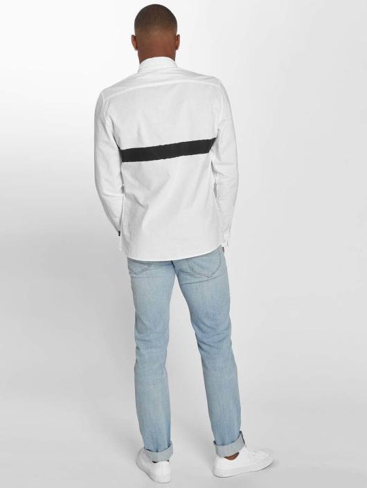 Lee Chemise Slim Button Down blanc