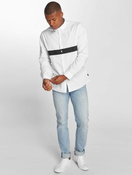 Lee Hemd Slim Button Down weiß