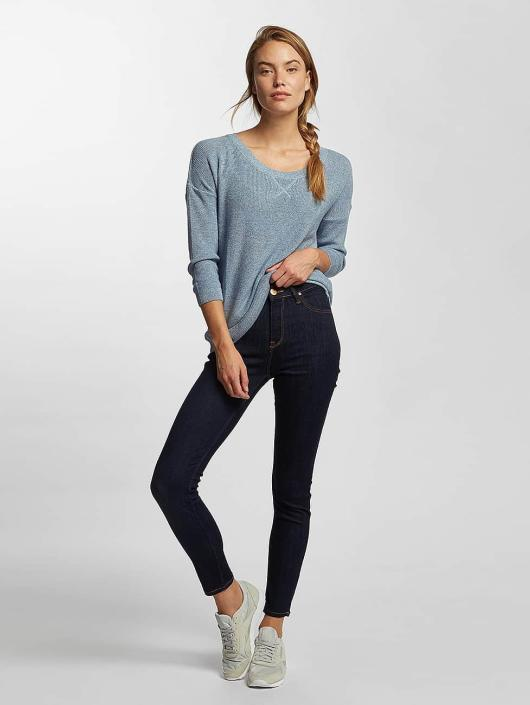 Lee High Waist Jeans Scarlett blau