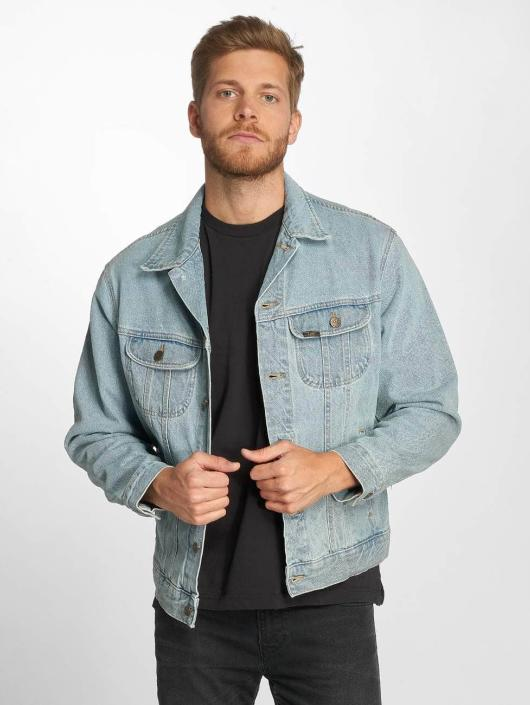 Lee Jeansjacken Rider blau
