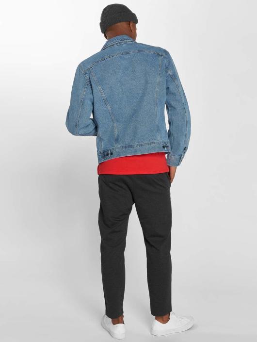 Lee Jeansjacken Slim Rider blau