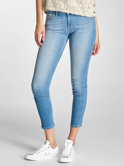 Lee Skinny Jeans Scarlett blau