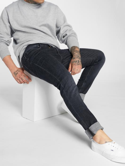 Lee Slim Fit Jeans Luke zwart
