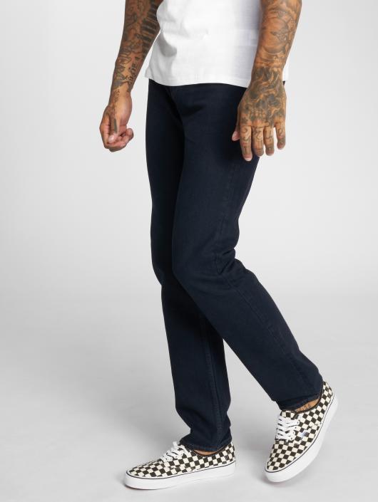 Lee Straight Fit Jeans Rider blå