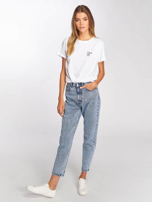 Lee T-Shirt Walte blanc