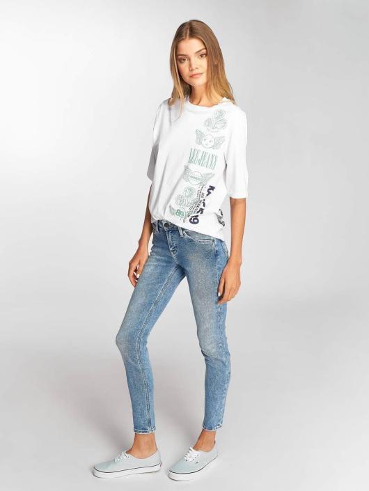 Lee T-Shirt Graphic blanc