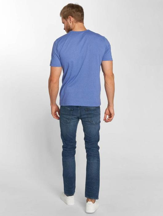 Lee T-Shirt Pocket bleu