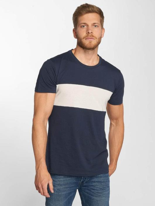 Lee T-Shirt Blocking blue