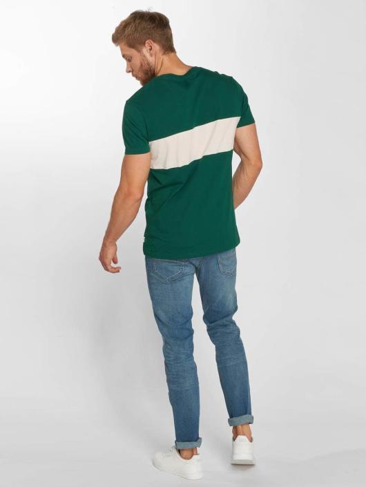 Lee T-Shirt Blocking green