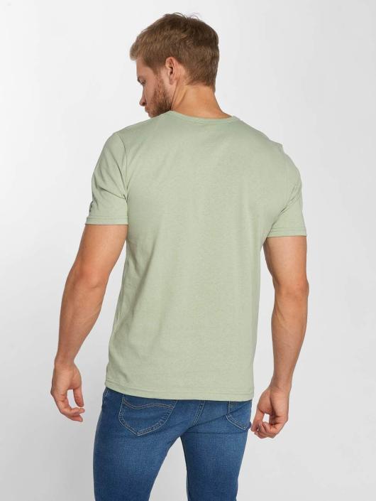 Lee T-Shirt Pocket grün