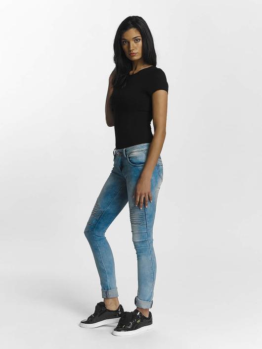 Leg Kings Úzke/Streč Girl Vivi modrá