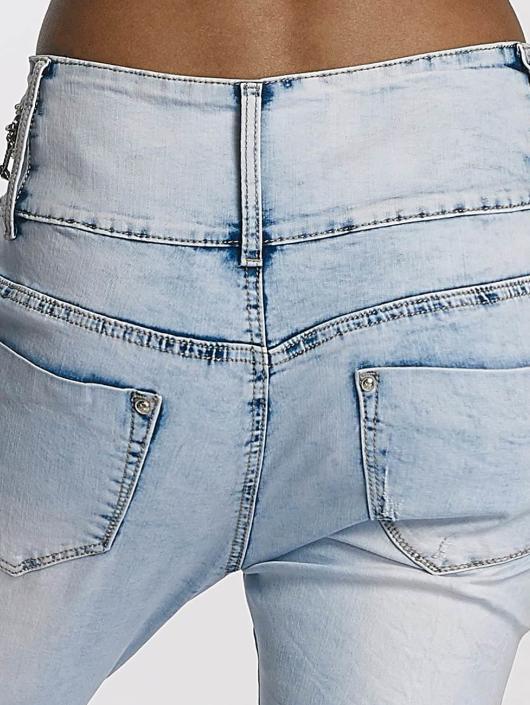 Leg Kings Джинсы Boyfriend Reality Fashion синий