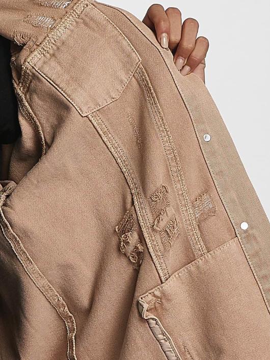 Leg Kings джинсовая куртка Hello Miss розовый