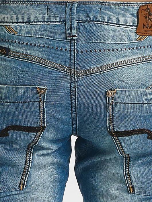 Leg Kings dżinsy przylegające Nico niebieski