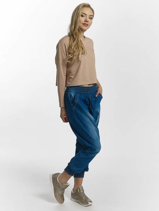 Leg Kings Jean carotte antifit MissTwo bleu