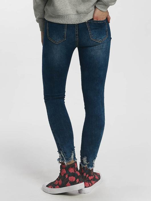 Leg Kings Jean skinny Misses RT bleu