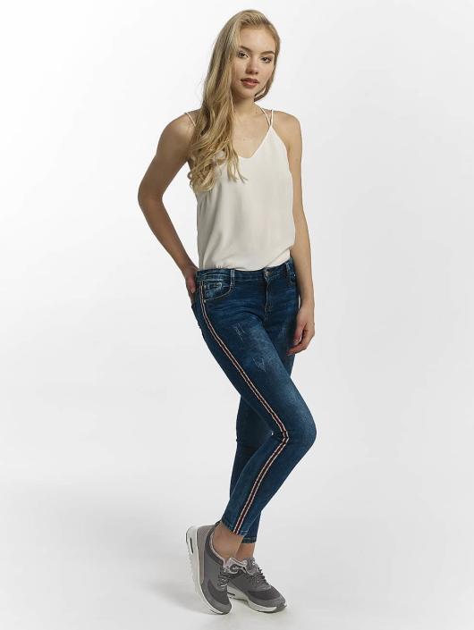 Miss Skinny Leg Jean Femme Bon Kings Bleu 464102 3A45RjL