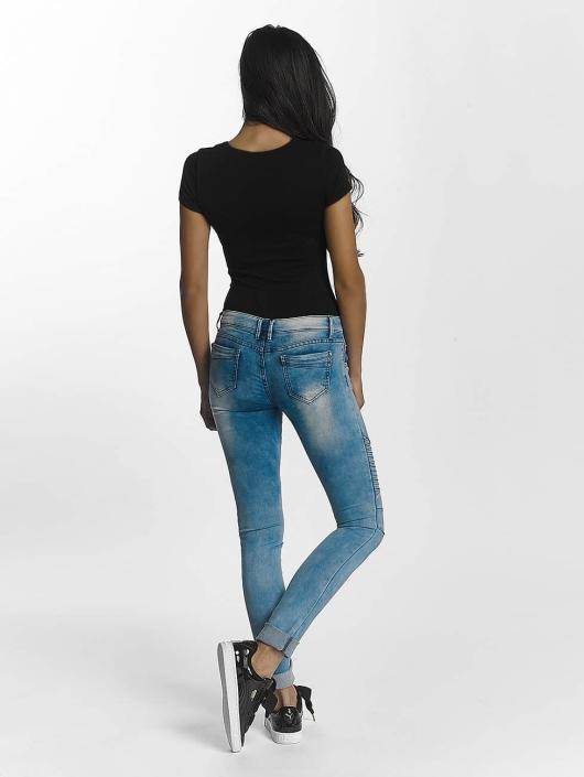 Leg Kings Jean skinny Girl Vivi bleu