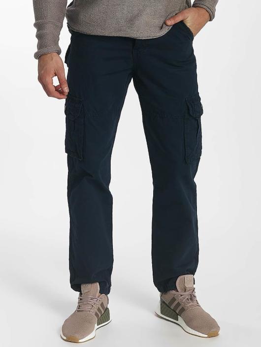 Leg Kings Løstsittende bukser Bags blå