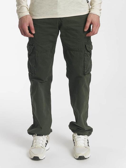 Leg Kings Loose fit jeans Bags grön