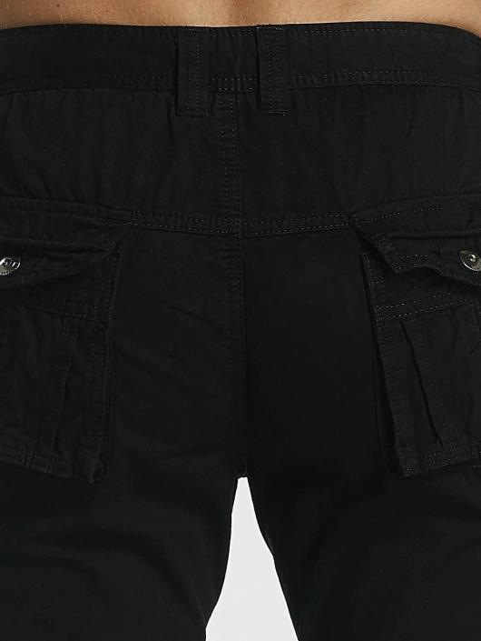 Leg Kings Loose Fit Jeans Bags schwarz