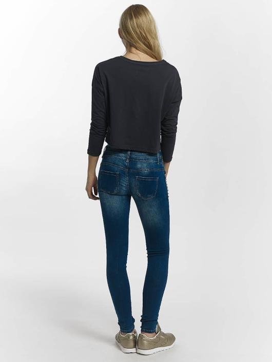 Leg Kings Skinny Jeans Diamond blau
