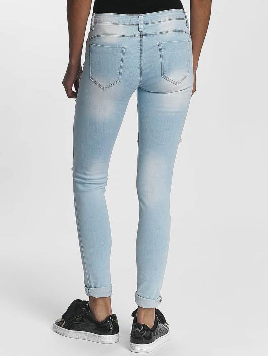 Leg Kings Skinny Jeans Lantis blau