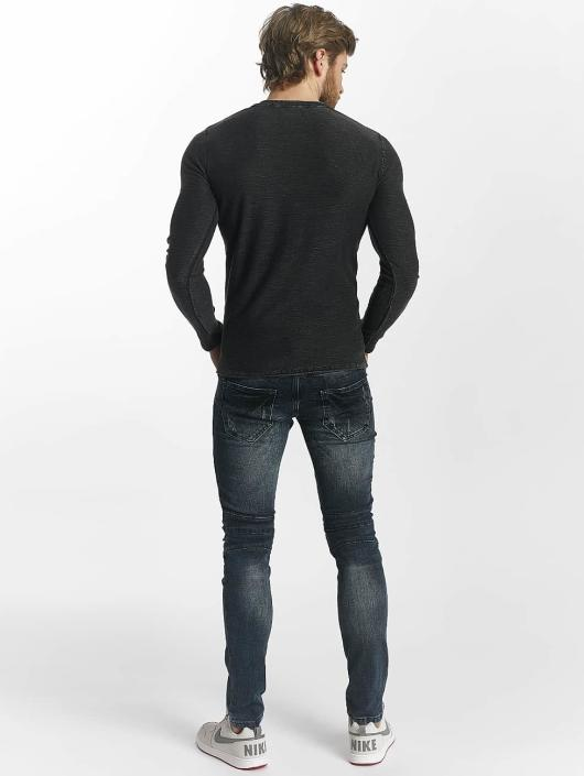 Leg Kings Skinny Jeans Ribbed blue