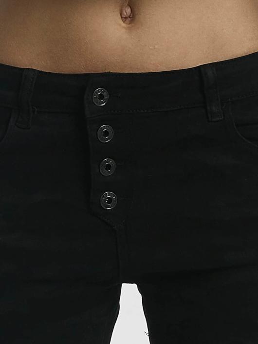 Leg Kings Skinny Jeans Classico czarny