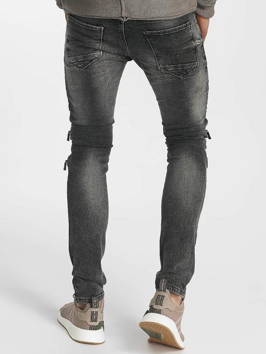 Leg Kings Skinny Jeans Zipper grey
