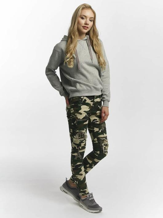 Leg Kings Skinny jeans Deep Forest kamouflage