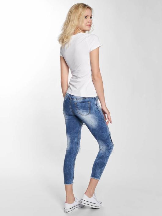 Leg Kings Skinny Jeans Maatana modrý