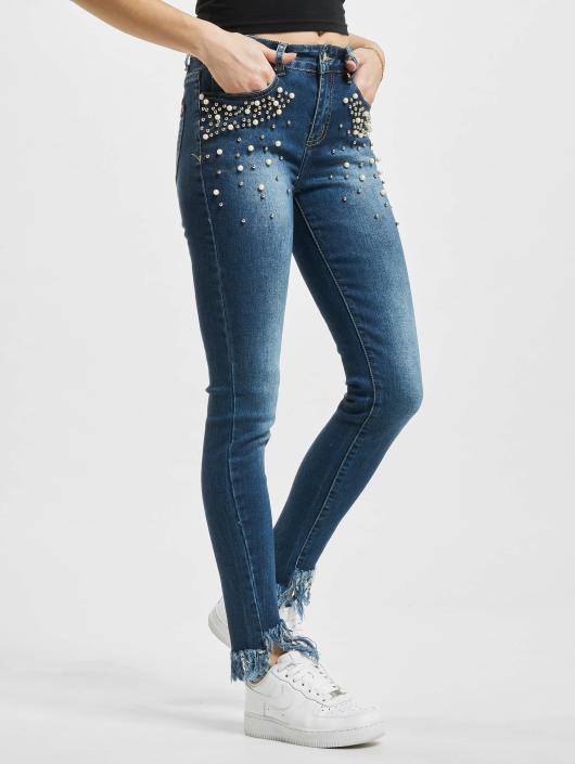 Leg Kings Skinny Jeans idodo niebieski