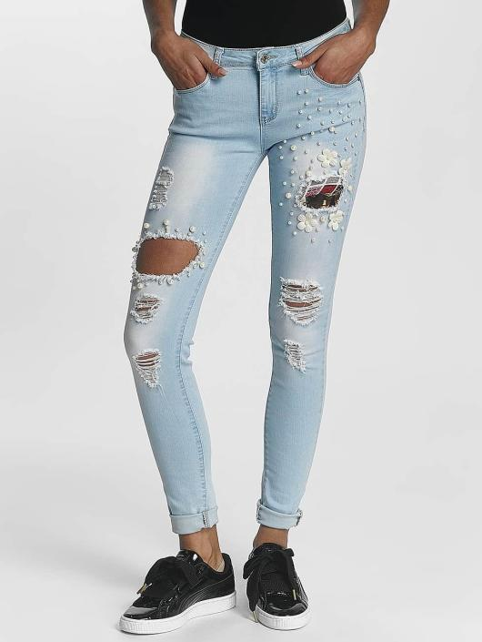Leg Kings Skinny Jeans Lantis niebieski