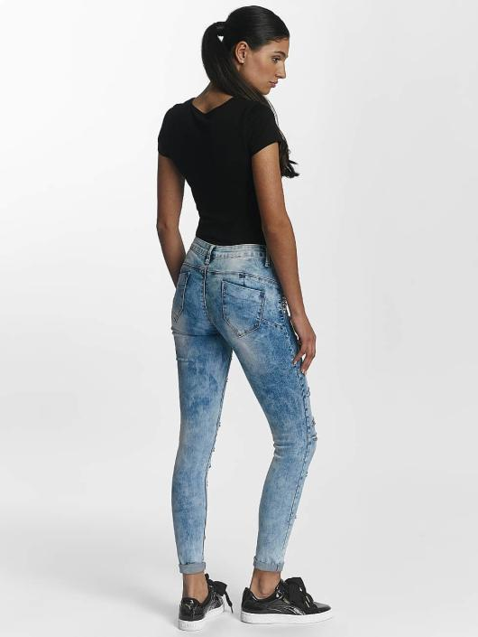 Leg Kings Skinny Jeans Lantis 2 niebieski
