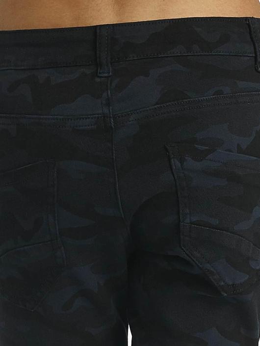 Leg Kings Skinny Jeans Mojo niebieski