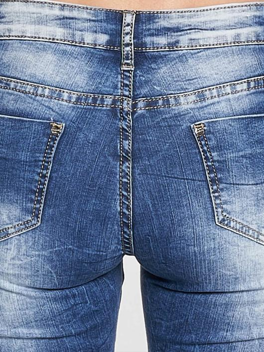 Leg Kings Skinny Jeans Maatana niebieski