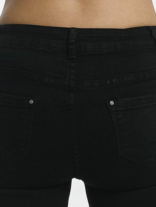 Leg Kings Skinny Jeans Stereo schwarz
