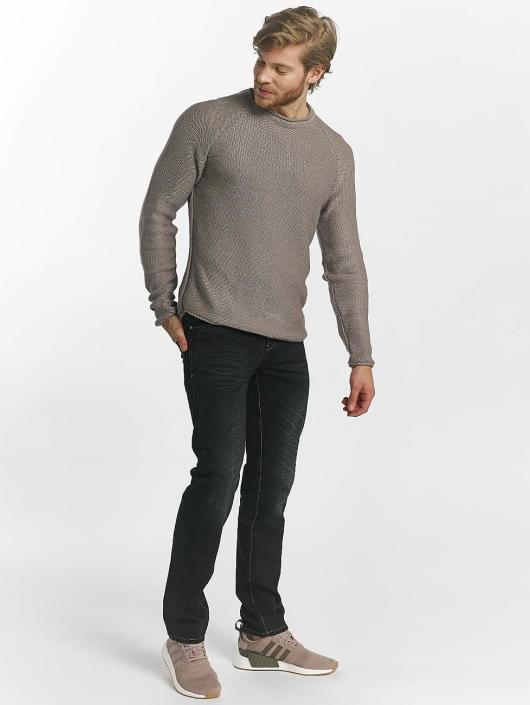 Leg Kings Slim Fit Jeans Washed black