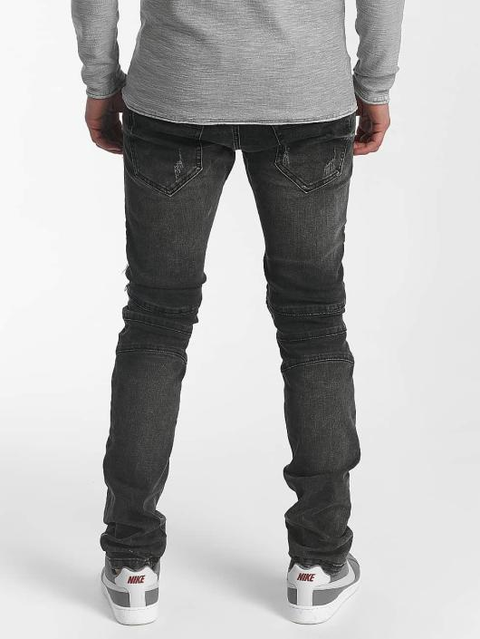 Leg Kings Slim Fit Jeans Enzo grau