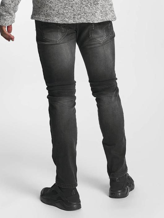 Leg Kings Slim Fit Jeans Guiliano svart