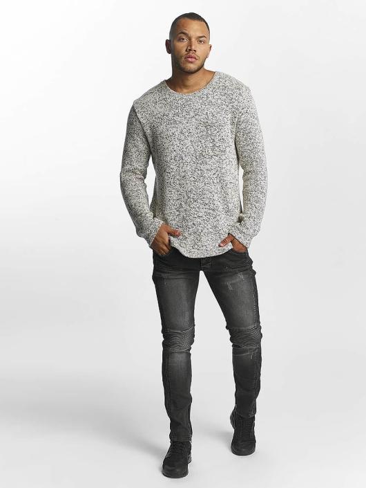 Leg Kings Slim Fit Jeans Guiliano zwart
