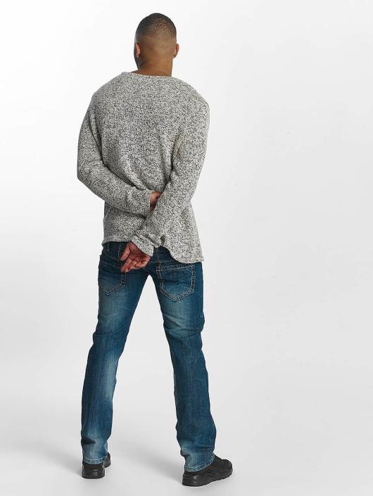 Leg Kings Straight Fit Jeans Mikhail blau
