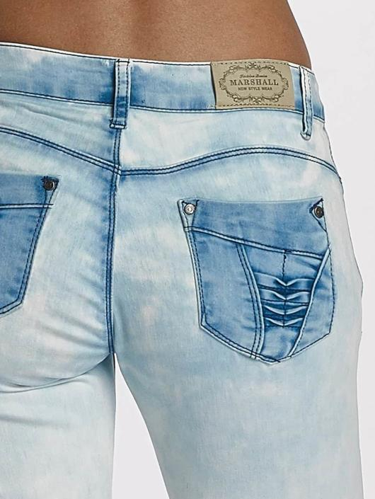 Leg Kings Tynne bukser Marshall blå