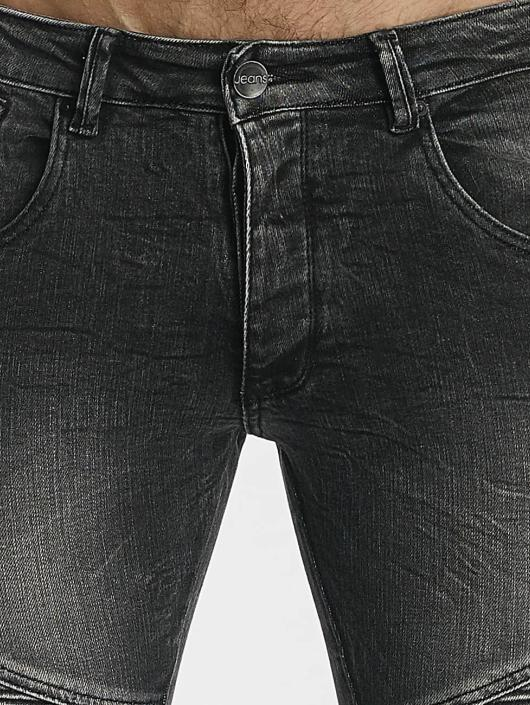 Leg Kings Tynne bukser Zipper grå