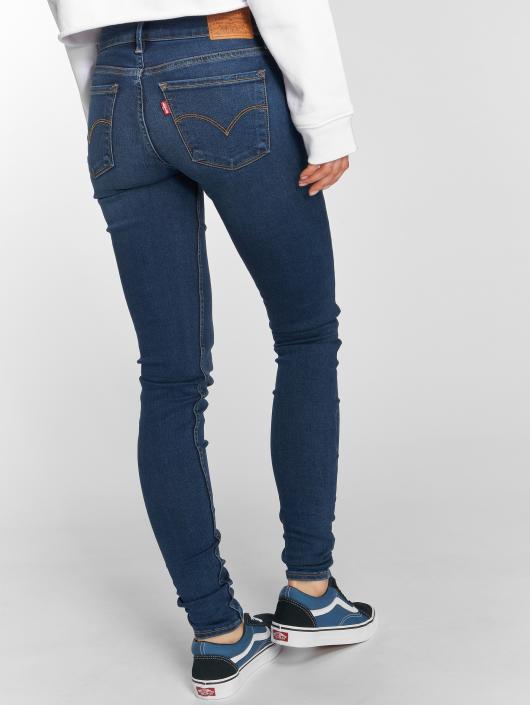 Levi's® Облегающие джинсы Innovation индиго