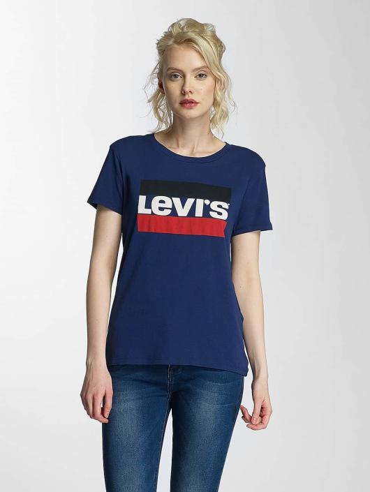Levi's® Футболка Perfect синий