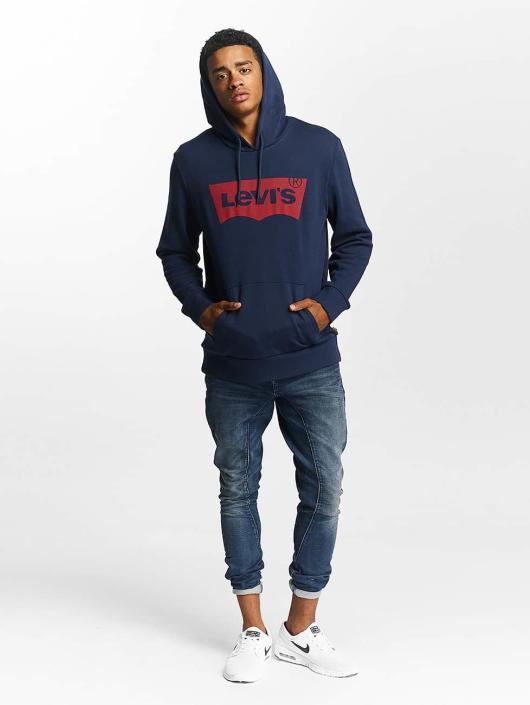 Levi's® Hoody Graphic Po blau