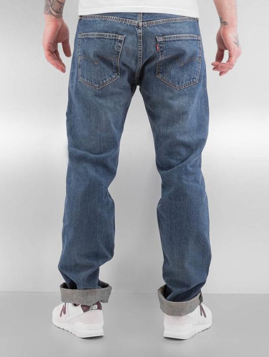 Levi's® Jean coupe droite 501 bleu