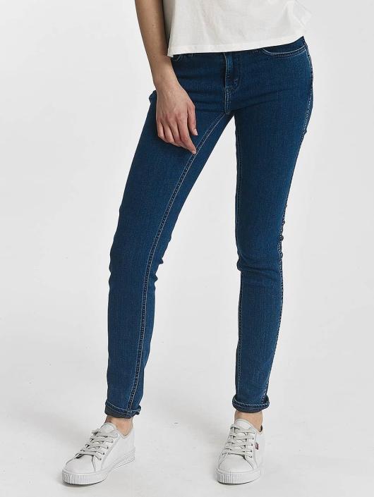 Levi's® Jean skinny Line 8 Mid bleu